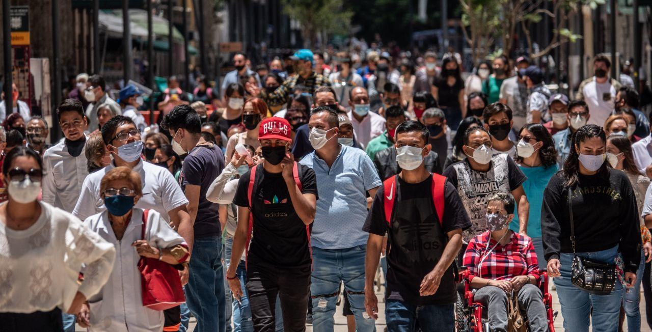 Muertes por coronavirus en México ya superan cifra de homicidios en lo que va del sexenio
