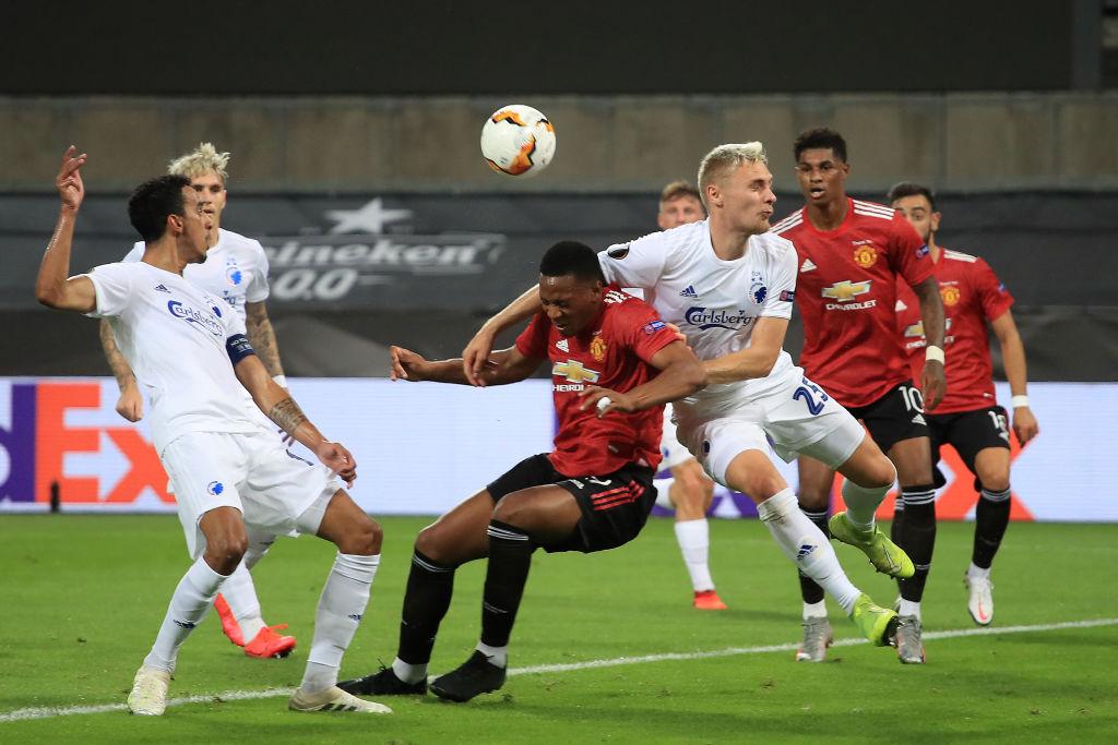 Las Semifinales de la Europa League van tomando forma tras las victorias del Inter y Manchester United