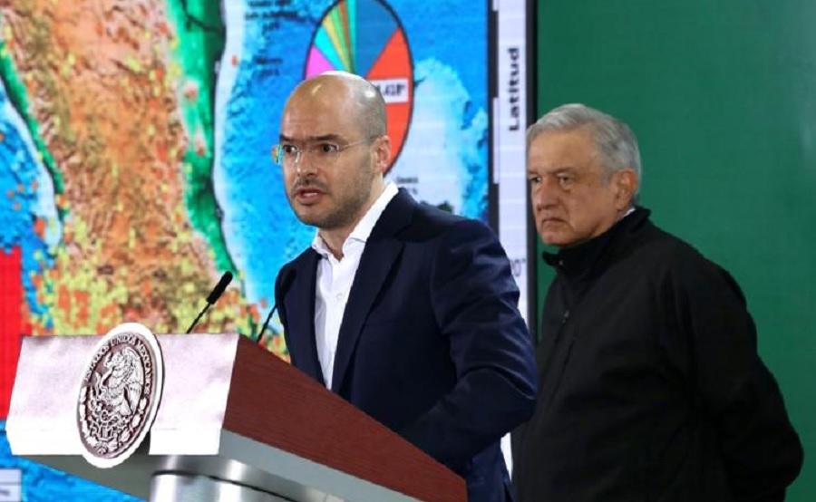 David León y AMLO