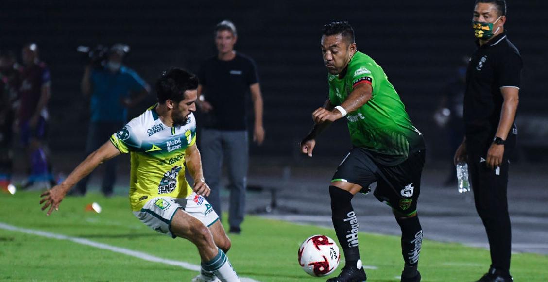 Marco Fabián admitió estar a un 60% de su capacidad pero pronto 'la romperá' en la Liga MX