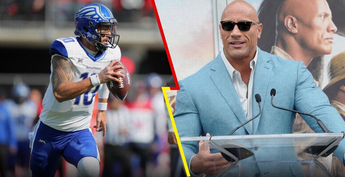 ¿Qué es la XFL, la liga de futbol americano que compró 'The Rock'?