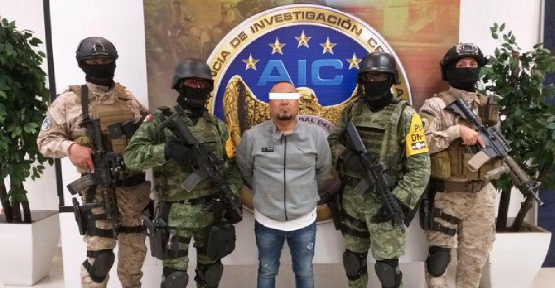 Detienen en Guanajuato a 'El Marro', líder del Cártel de Santa Rosa de Lima
