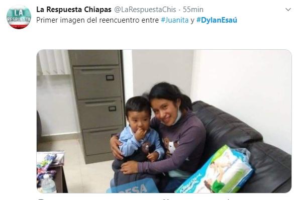 Dylan Esau es Localizado