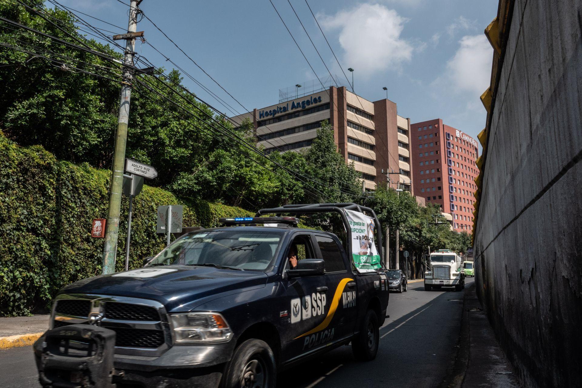 Emilio Lozoya ya abandonó el hospital y continuará su proceso en libertad