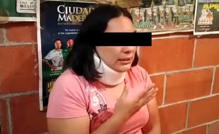 Enfermera de Guanajuato agredida