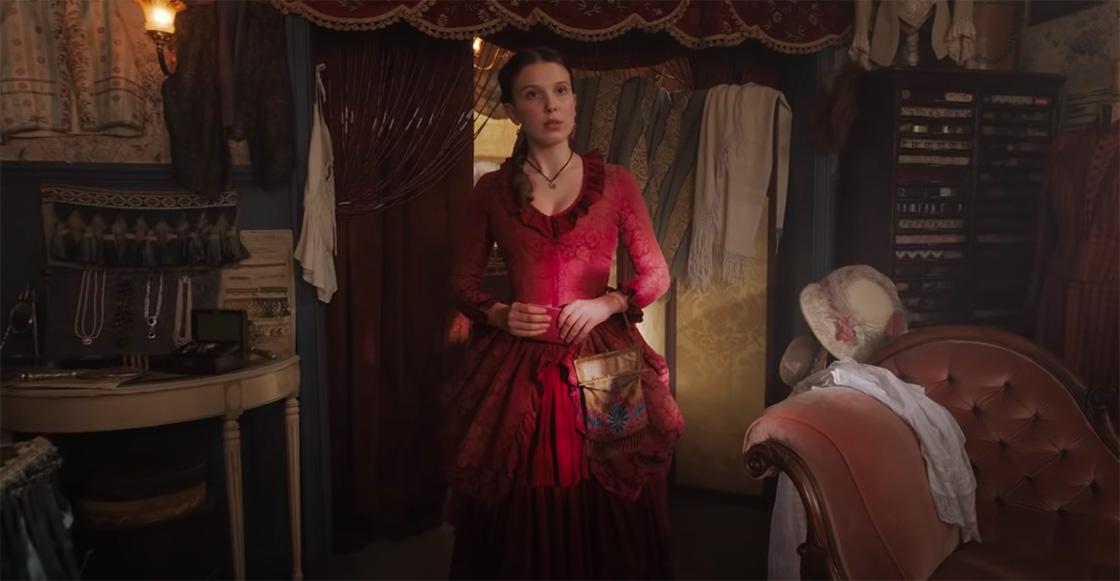 Acá te dejamos el primer tráiler de 'Enola Holmes' de Netflix con Eleven y Superman