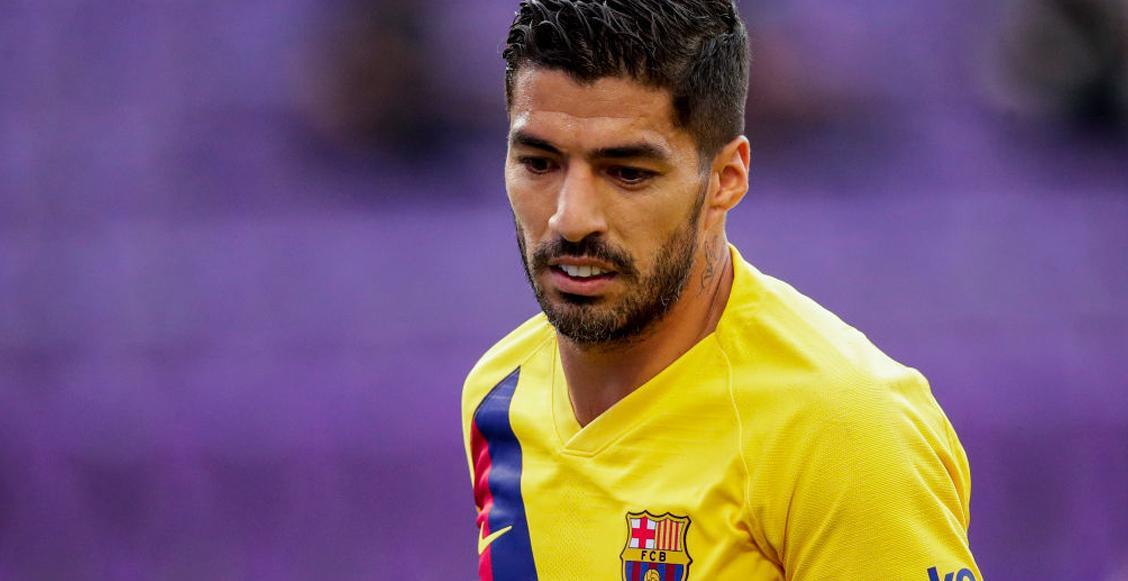 Los equipos en los que Luis Suárez podría continuar su carrera tras 'quedar fuera del Barcelona'
