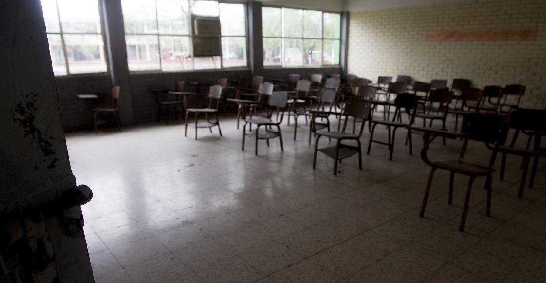 148 escuelas privadas del Estado de México cerrarán por falta de alumnos tras la pandemia