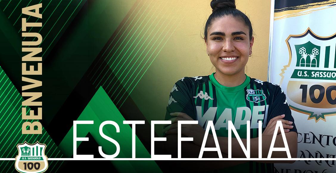 Estefanía Fuentes: La mexicana que jugará con el Sassuolo en Italia
