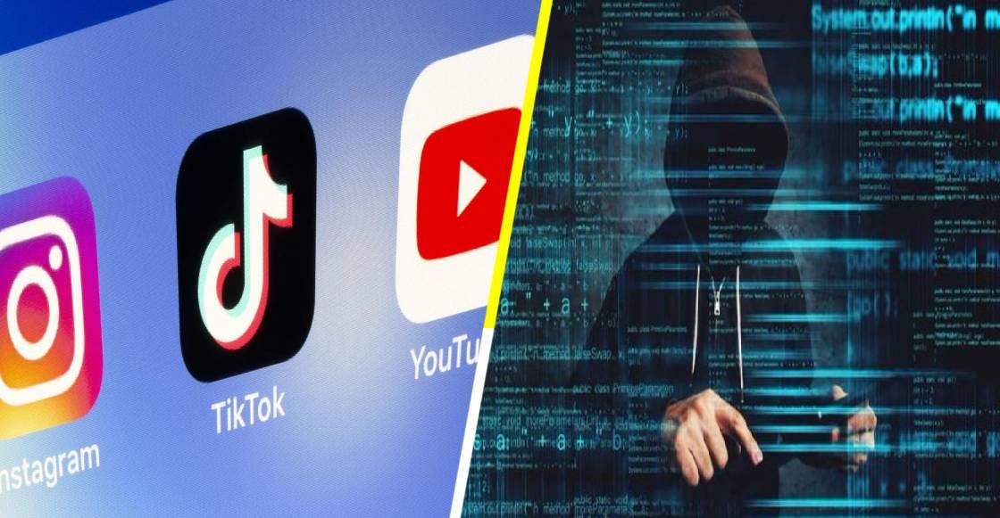 'Social Data' filtra datos de 235 millones usuarios de TikTok, Instagram y YouTube