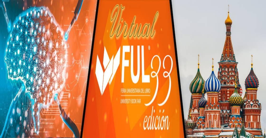La Feria Universitaria del Libro de la UAEH llega hasta ti de forma virtual, esto es todo lo que te espera