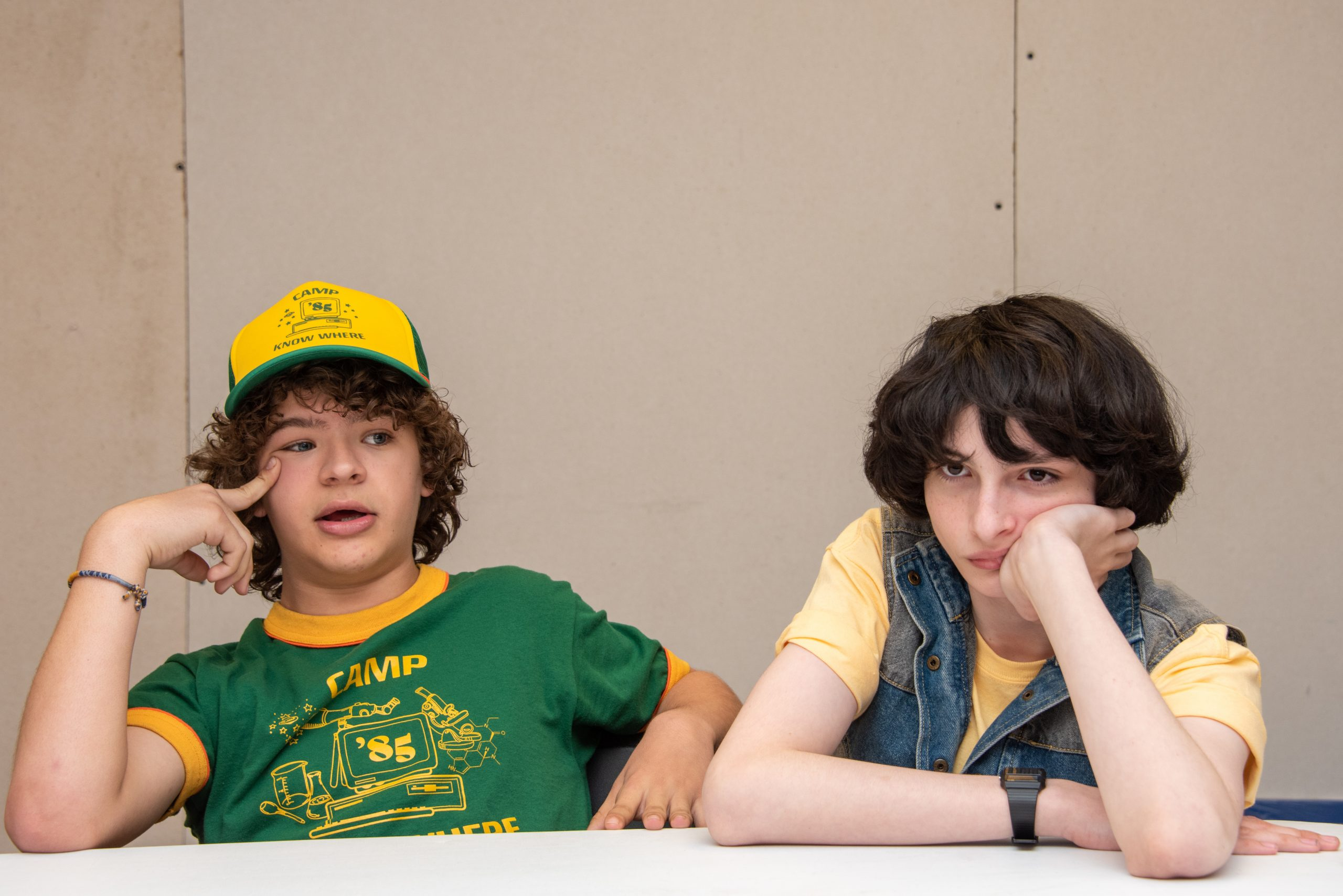 Gaten Matarazzo de 'Stranger Things' trabaja como mesero durante la cuarentena