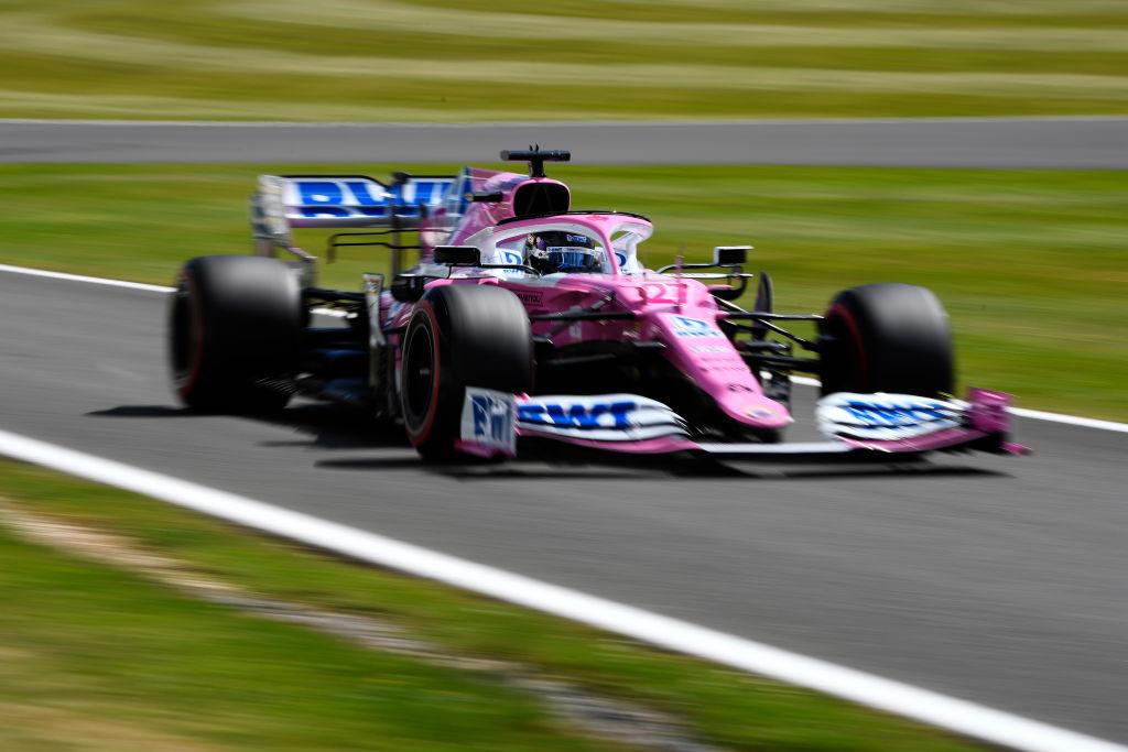 La vida sin 'Checo', los trofeos 'retro' y el choque de Magnussen: Lo que nos dejó el Gran Premio de Silverstone