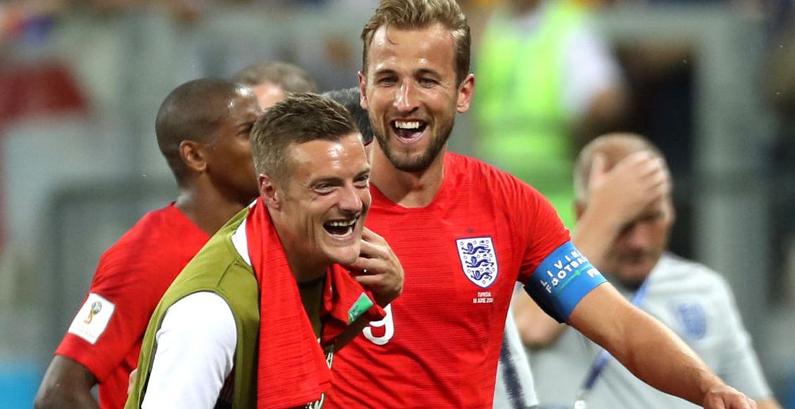 Vardy y Kane: Las Botas de Oro de la Premier League que llegaron a jugar juntos