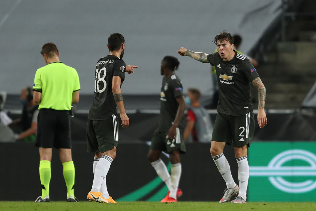 Manchester United y el 'pendiente' que tiene en la Europa League