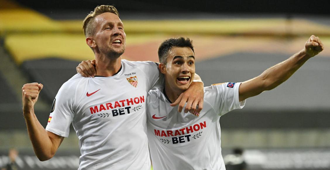 Sevilla extiende el dominio español en las finales de la Europa League