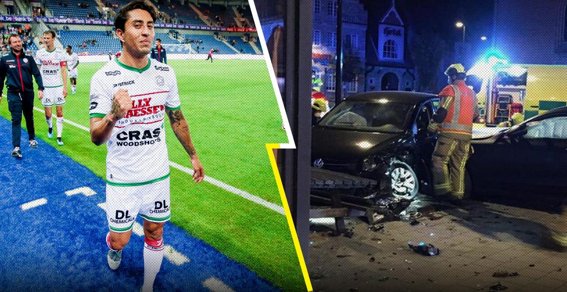 Lo que sabemos del accidente vial que provocó Omar Govea por conducir en 'aparente' estado de ebriedad