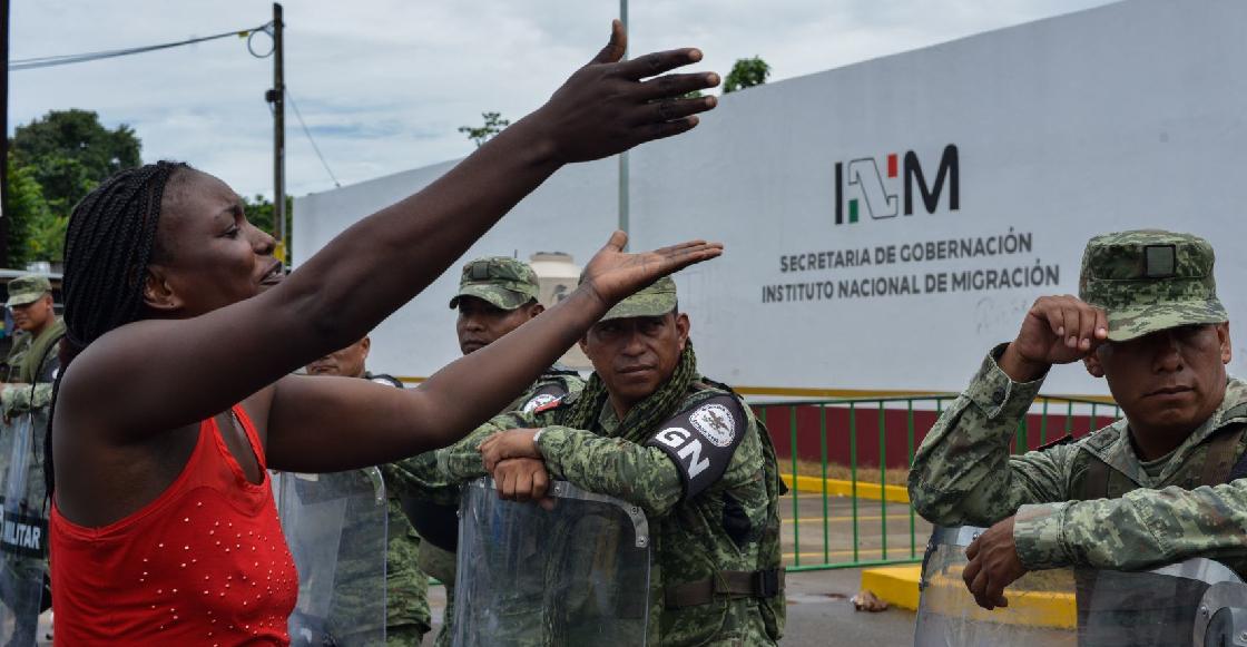 Instituto Nacional de Migración despidió a más de mil funcionarios por corrupción