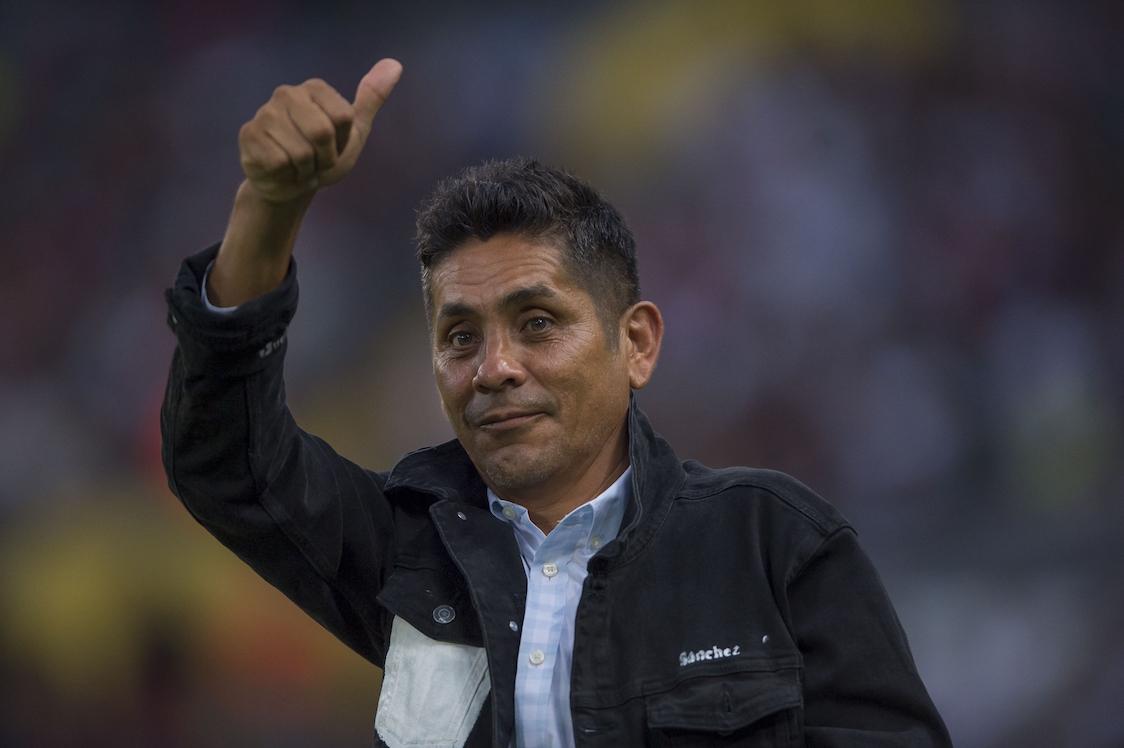 El día en que Jorge Campos marcó un gol como delantero del Quilmes de Argentina