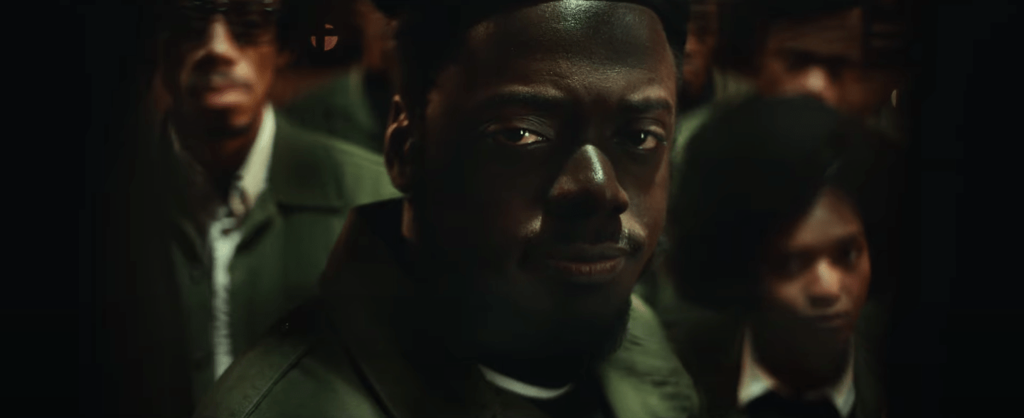 Daniel Kaluuya como Fred Hampton en 'Judas and Black Messiah'
