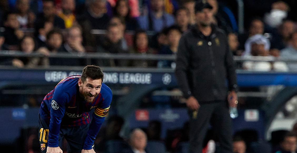 """Sin Xavi e Iniesta, no ha ganado nada"": Klopp tunde a Lionel Messi con contundente crítica"