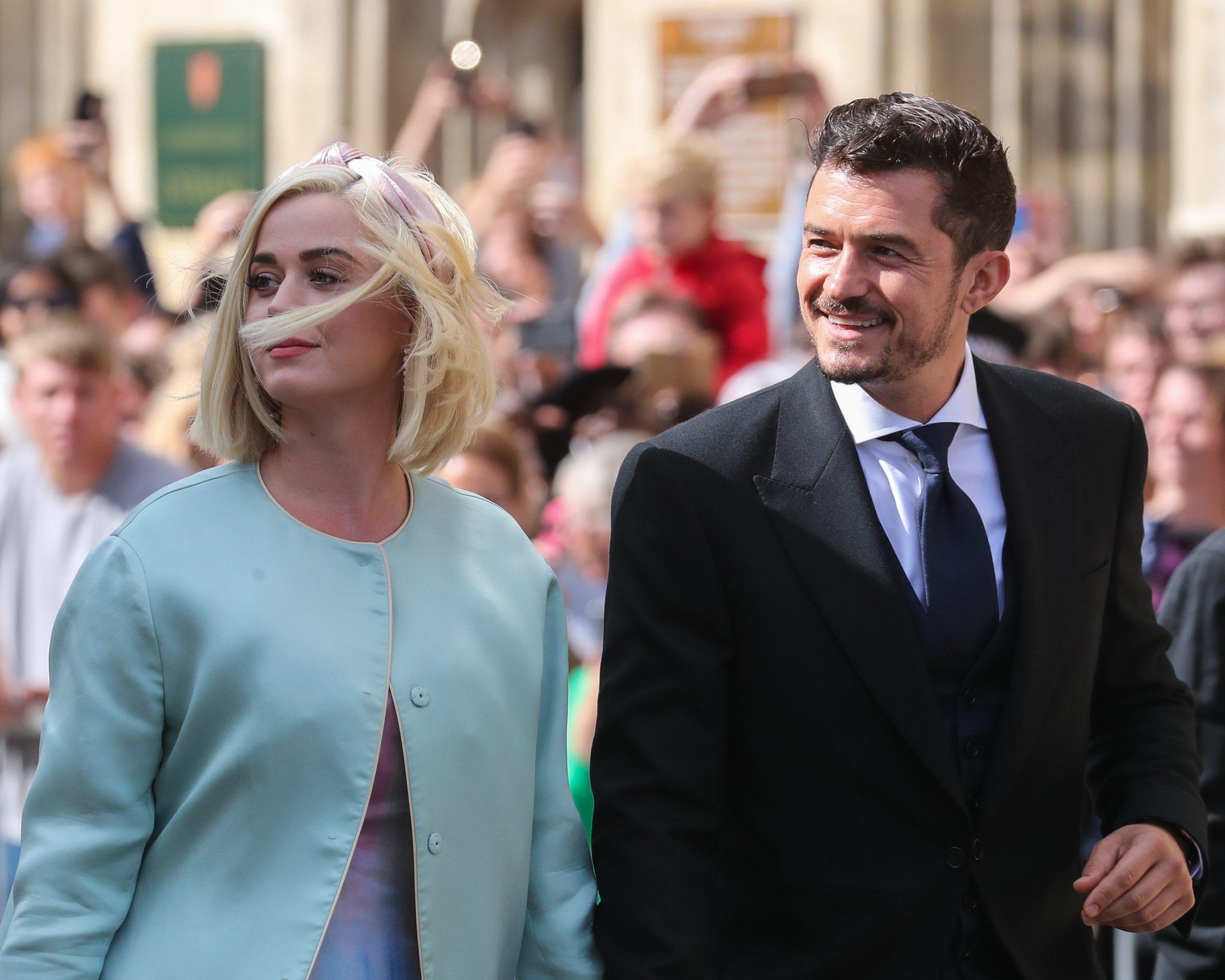 Fíjate, Paty: Katy Perry y Orlando Bloom le dan la bienvenida a su primer bebé