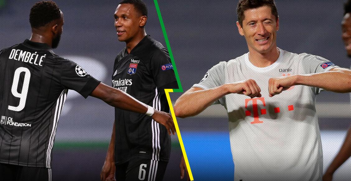 ¿Cómo, cuándo y dónde ver en vivo la Semifinal entre Olympique de Lyon y Bayern Múnich de la Champions League?
