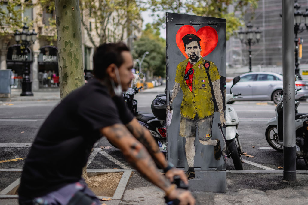 Barcelona Messi empleados quieren que se vaya