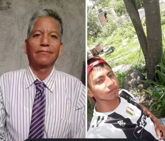 Padre e hijo desaparecen en Puebla luego de salir a trabajar; son hallados sin vida