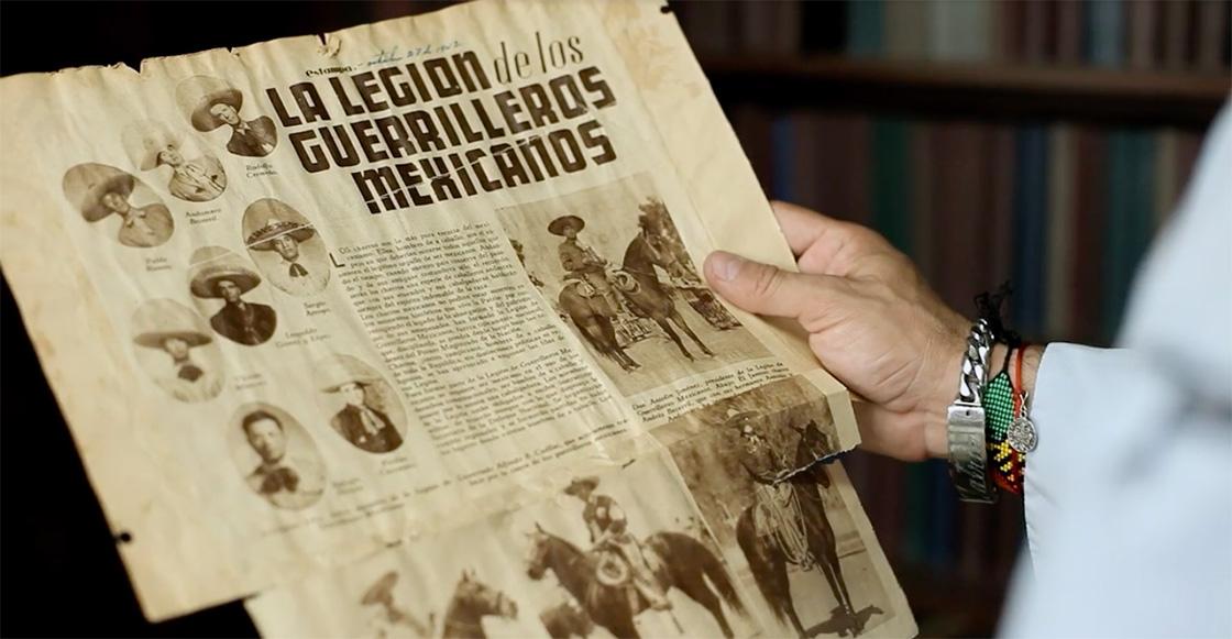 Acá te decimos cómo ver 'Matria', documental sobre el ejército de charros que pelearían contra nazis