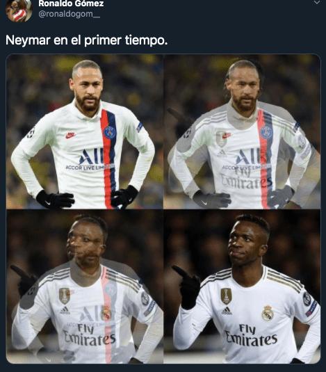 Los memes confirman que Neymar jugó como nunca... y perdió como siempre