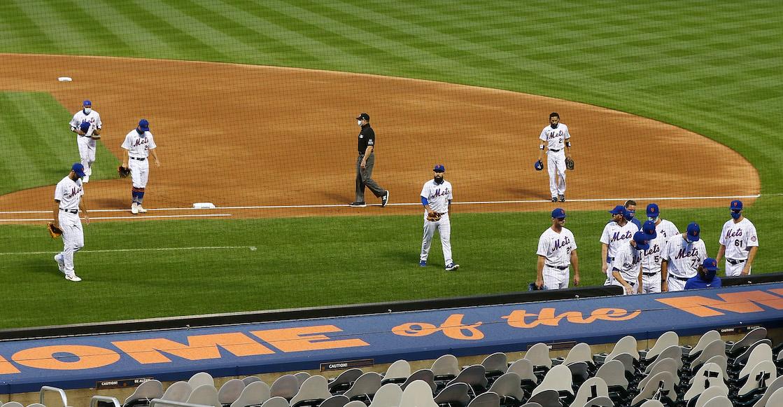Mets y Marlins abandonan el cuarto juego de su serie en la MLB