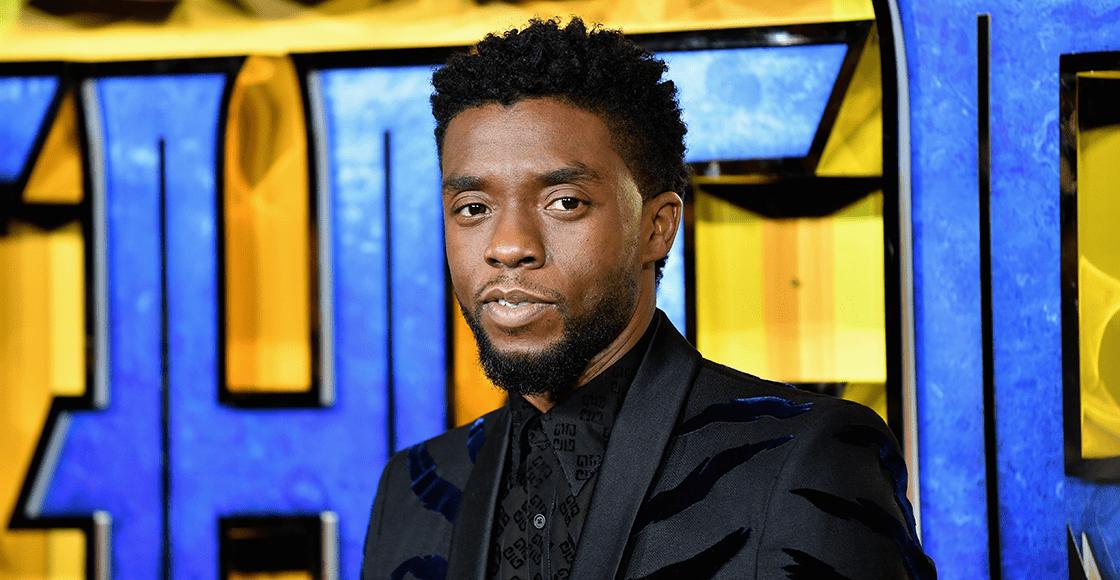 Murió Chadwick Boseman, protagonista de 'Black Panther', a los 43 años