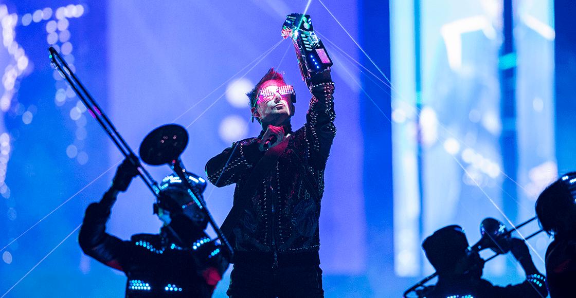 ¡Muse estrenará una película inspirada en su gira 'Simulation Theory'!