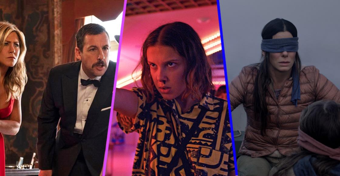Netflix pone de manera gratuita algunas de sus series y películas originales