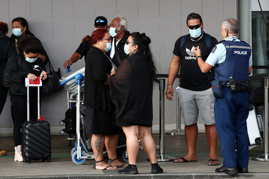Nueva Zelanda sin casos de coronavirus