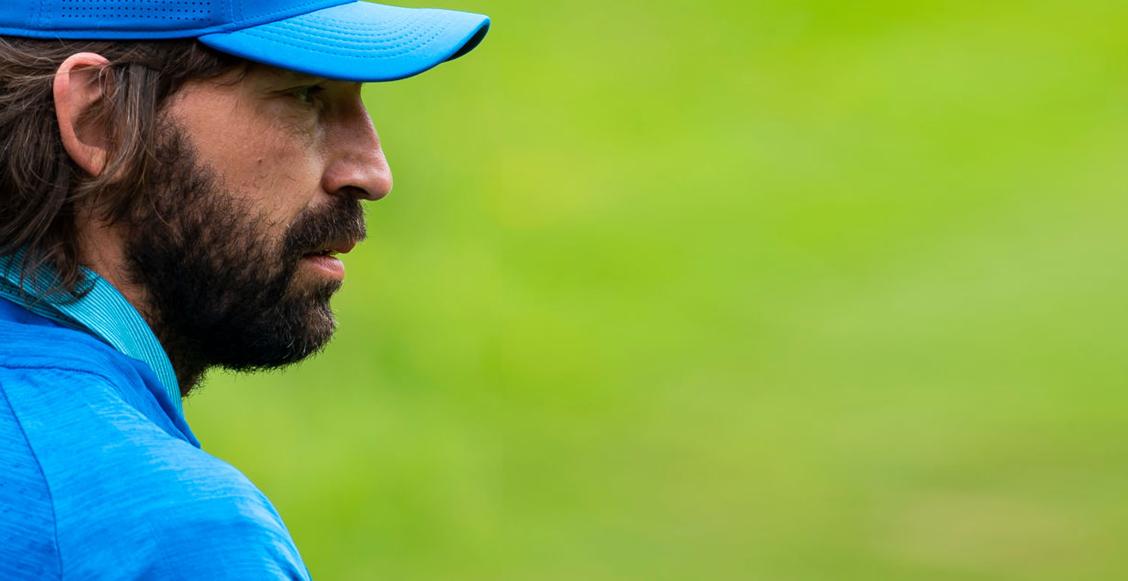 ¡Il arquitecto! Andrea Pirlo toma el lugar de Maurizio Sarri como DT de la Juventus