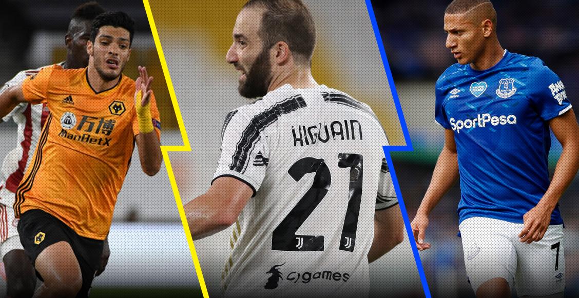 ¿Qué jugador puede ocupar el lugar de Higuaín tras ya no entrar en planes de la Juventus?