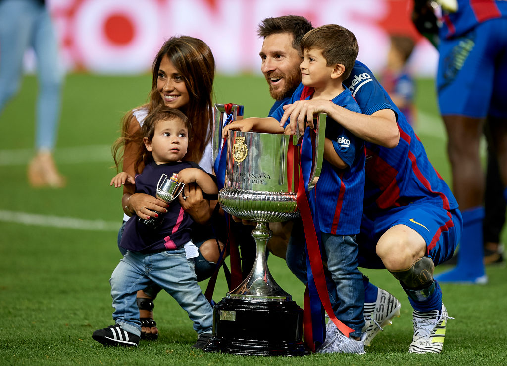 Récords y goles: El legado de Lionel Messi en el FC Barcelona