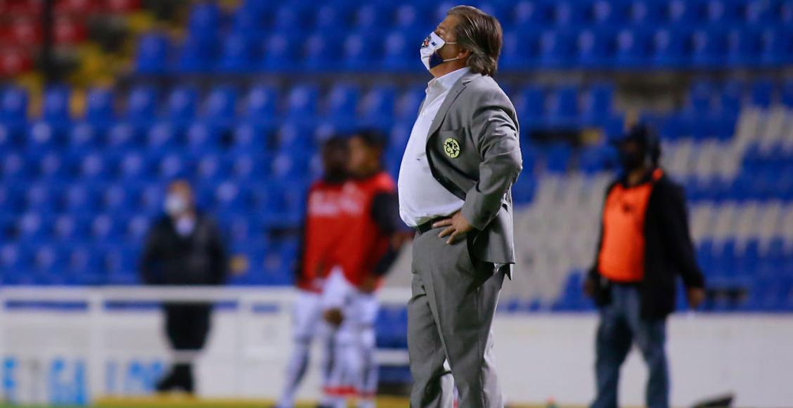 Las críticas del 'Piojo' Herrera al arbitraje luego de la derrota del América ante Monterrey