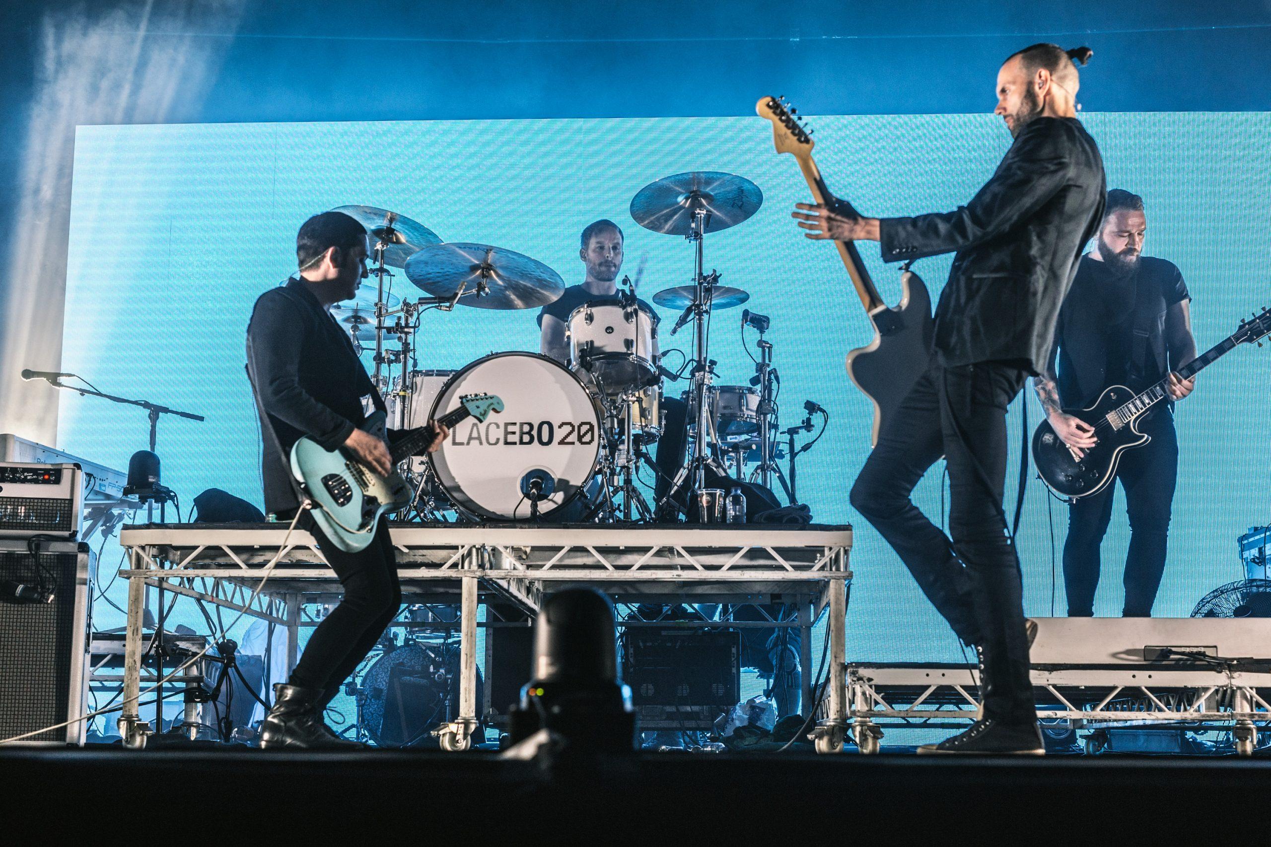 ¡Placebo transmitirá en línea sus shows en el Vive Latino y en Guadalajara!