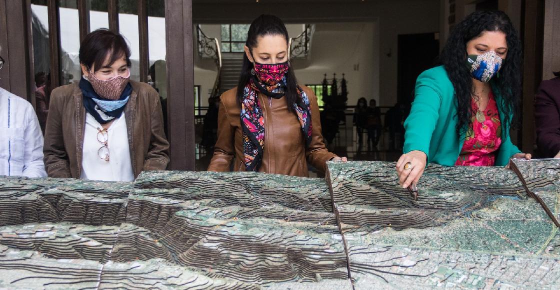 """""""Sin ponerlo en riesgo"""": Presentan proyecto de restauración para el Bosque de Chapultepec"""