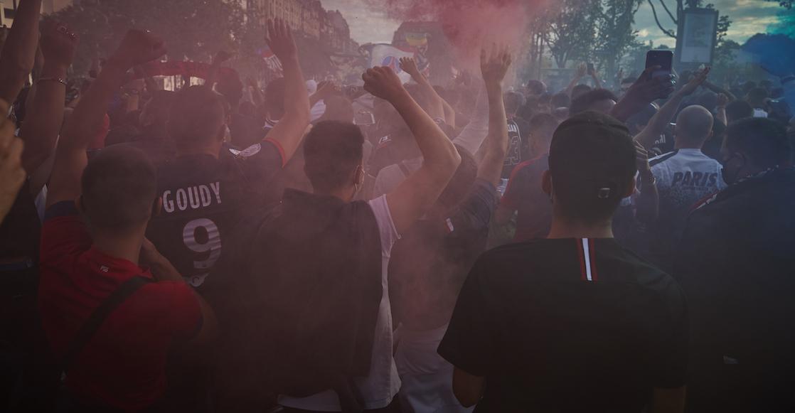 Reportan disturbios en París y festejos en Marsella tras la final de la Champions