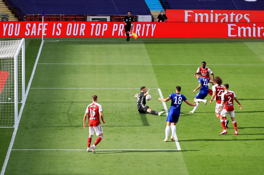 ¿Quién se beneficia del título del Arsenal-Chelsea en la FA Cup?
