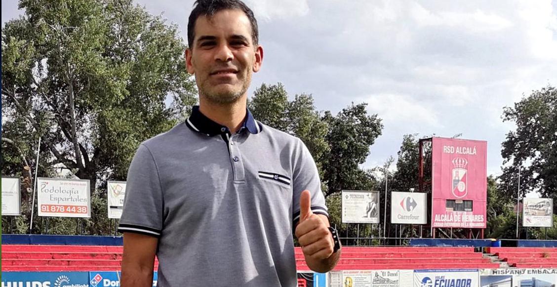 ¡Rómpela, 'Kaiser'! Rafa Márquez debutará como DT en un club español