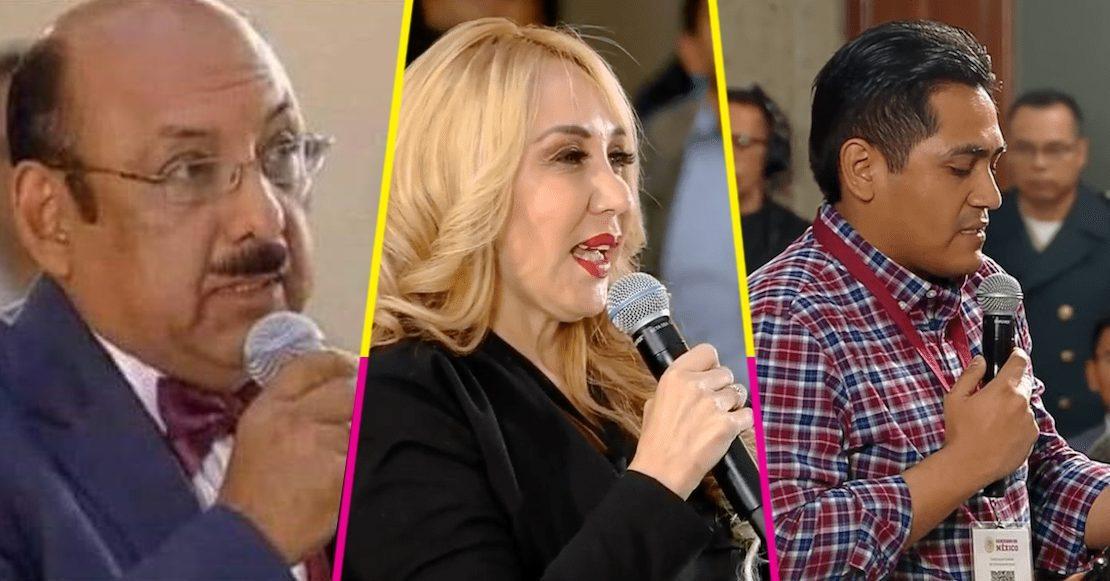 Puro personajazo: Otorgan Doctorado Honoris Causa a reporteros de la mañanera de AMLO