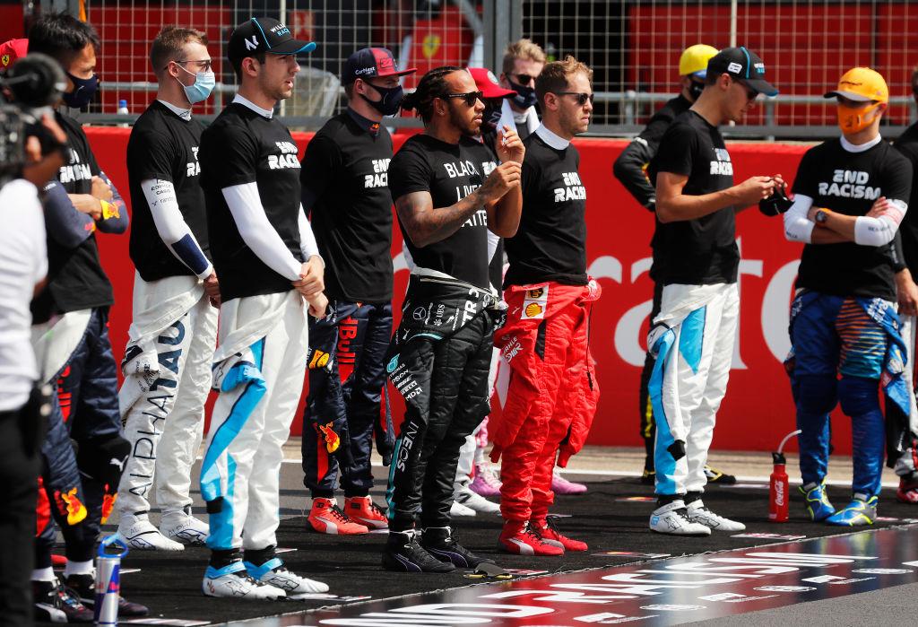 Problemas con los neumáticos y adiós al 'reinado' de Hamilton :Lo que nos dejó el Gran Premio 70 aniversario