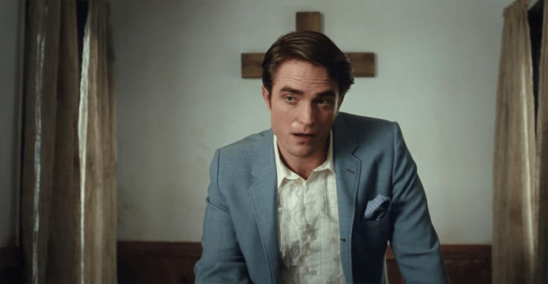 Checa el tráiler de 'The Devil All The Time' con Tom Holland y Robert Pattinson