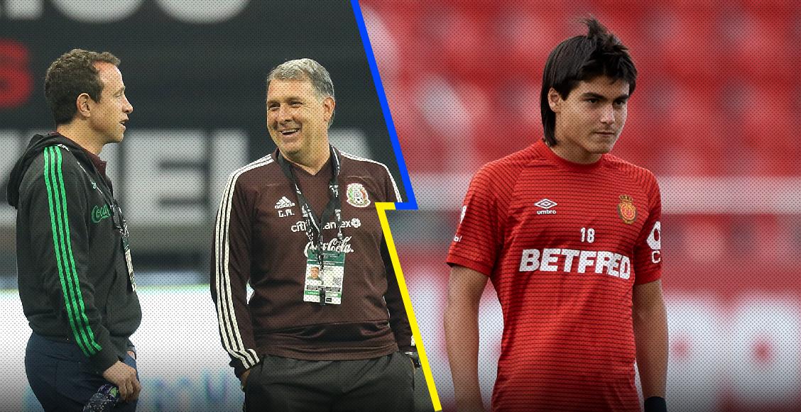 Confirman acercamientos entre la Selección Mexicana y el 'Messi Mexicano'