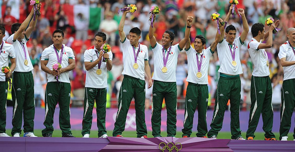 Oribe, Salcido y Corona: Los refuerzos olímpicos que alcanzaron la gloria en Londres 2012